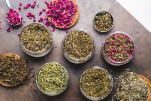 Benefits of olive tea